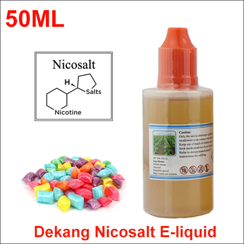 Candy Flavor Dekang Nicosalt E-liquid | Nicotine Salts E-liquid e-juice wholesale