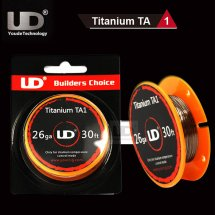 UD Titanium Wire 26/28ga for DIY RDA RBA Atomizer Wholesale China