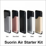 Suorin Air Starter kit with 400mAh battery e-cigarettes kit