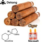 50ml Dekang Cigar Nicotine Salt E-liquid