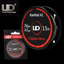 UD Clapton Wire Kanthal A1 for DIY RDA RBA Atomizer Fast heating