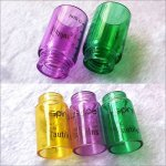 Color glass tube for Aspire Nautilus 5ml tank replacement tube