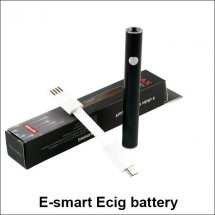 510 E-smart battery 380mAh rechargable Eslip Electronic cigarette battery