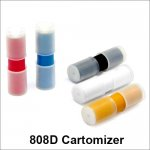 808D Cartomizer for 808d-1 battery Mini V1-Power V2-Power Box e-cigarettes(5pcs)