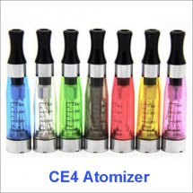 1.6ML CE4 Atomizer for EGO e-cigarettes Cheaper ce4 clearomizer