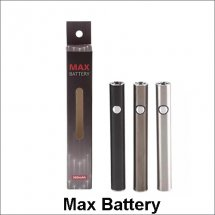 510 Thread 380mAh Max Battery Bottom Charge Esmart Battery Preheating CBD Battery With Charging Cable