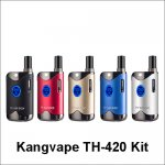 100% Original Kangvape TH-420 CBD Starter Kit With Thick Oil Cartridge