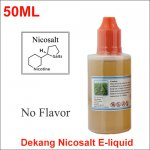No Flavor Dekang Nicosalt E-liquid | Nicotine Salts E-liquid e-juice wholesale
