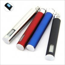 650mah 900mah 1100mah eGo LCD Battery with Screen Display for e-Cigarettes eGo-T Maga Battery Wholesale