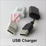 808D USB Charger with 2.5cm wire for KR808d-1 DSE901 Battery Electronic Cigarettes 4.2V 420mA 5V input