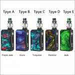 VOOPOO DRAG 157W TC Kit with UFORCE | E-cigarette kits