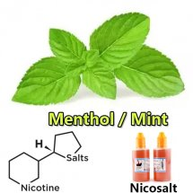 50ml Dekang Mint Menthol Nicotine Salt E-liquid e-juice