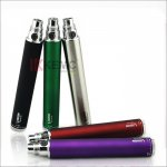 Vision eGo Spinner battery for e-cigarettes eGo-C Twist Battery eGo variable voltage Battery 3.3-4.8v