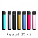 Genuine Amigo Itsuwa Vapesoul OP5 Disposable Vape Pen Pod Style 1ml Cartridges for Thick oil CBD oil