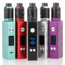 108W Desire Mad Mod TC Kit with M-Tank