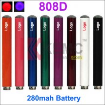 AUTO KR808D-1 battery for kr808d-1 DSE901 E-cigarette Rebuildable 180mah 280mah Kanger 808D-1 Battery