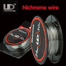 UD Nichrome Ni80 26/28/30ga for DIY RDA RBA Atomizer Fast heating