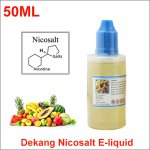 Fruit Flavor 50ml Dekang Nicotine Salt E-juice | Cheaper Nicosalt e-liquid