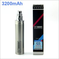 Stainless-GS EGO II 3200mah Battery for CE4 CE5 CE6 aspire Nautilus Mini Tank