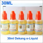 Menthol-100% Original 30ml Dekang E-liquid Wholesale Buy e-juice from China