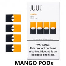 JUUL Mango Pods / Cartridges(4-Pack)
