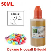 Candy Flavor 50ml Dekang Nicosalt eliquid | Nicotine Salts ejuice wholesale
