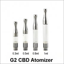 G2 CBD Atomizer 510 Thread O Pen WAX Atomizer 510 Clearomizer