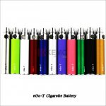 eGo Battery for Electronic Cigarettes 650mAh 900mah 1100mah Go-T Mega battery wholesale China