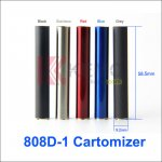 Cartomizer for KR808d-1 battery DSE901 E-cigarette Disposable 808d cartomizer(1pcs)