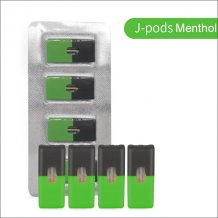 Menthol J-Pods Cartridges(4-Pack)