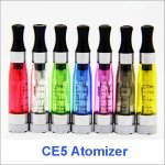 Long Wick 1.6ML CE5 Atomizer for EGO Series Electronic cigarettes Vision clearomizer