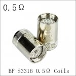 joyetech Cubis BF Coils SS3316L 0.5Ω DL. Atomizer coils for Cubis and AIO