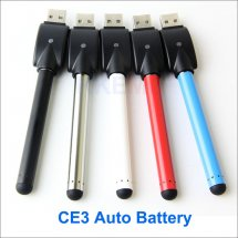 Auto CE3 battery with Wireless USB Charger for e cigarettes mini 510 Battery