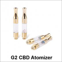 G2 BUD Cartridge 510 Thread O Pen WAX Atomizer CBD Clearomizer