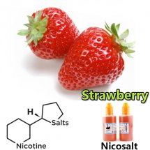 50ml Dekang Strawberry Nicotine salt e-juice