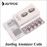 Replaceable coils for Justfog Q14 S14 G14 C14 atomizer 1.2/1.6 ohm