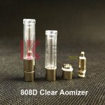 Replaceable Coils for 808D Clear atomizer Electronic Cigarettes