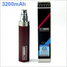 Red-GS EGO II 3200mah Battery for CE4 CE5 CE6 aspire Nautilus Mini Tank