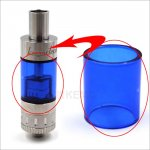 Color glass tube for kanger subtank mini tank replacement tube