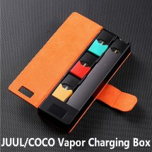 COCO Charging Box With LCD Charging Indicator match JUUL pods