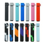 JUUL silicone case Anti-Slip 13 Colors Protective Silicone Cover for Juul Pods kit