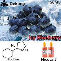 50ml Dekang ICY Blueberry Nicotine Salt E-Juice