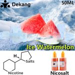 Watermelon Ice-100% Original 50ml Dekang NicoSalt E-juice