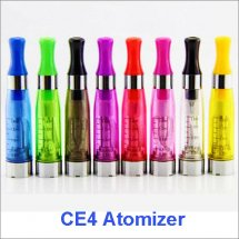 Long Wick Color CE4 Atomizer for EGO Series Electronic cigarettes Cheaper ce4 clearomizer