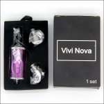 2.8ml Vivi Nova Atomizer with 2pcs replaceable coil head for 510 thread battery