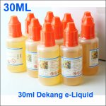 Candy-100% Original 30ml Dekang E-juice wholesale Cheap E-liquid for e-cigarette from China