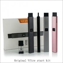 Original Vfire Vaporizer start kit with ceramic Heating Coil atomizer