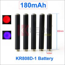 180mAh AUTO KR808D-1 battery for kr808d-1 DSE901 E-cigarettes 280mah KR808D Battery