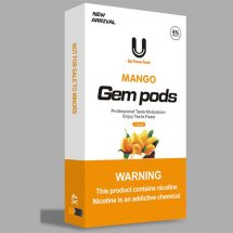 Gem Pods with Juice match JUUL Pods / Cartridges(4-Pack)