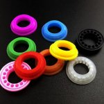 Silicone Seal O-ring for Atlantis V1 V2 Nautilus Replacement Bottom Base Rubber Anti-leakage Seal